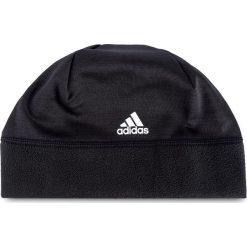 Czapka adidas - Clmwm Flc Beani BR0813 Black/Black/White. Czarne czapki damskie Adidas, z materiału. Za 69,00 zł.