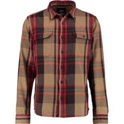 Koszule męskie na spinki: Dickies MEADVILLE Koszula chocolate brown
