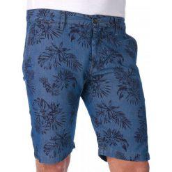 Pepe Jeans Szorty Męskie James 31 Niebieski. Niebieskie spodenki jeansowe męskie marki Pepe Jeans. W wyprzedaży za 185,00 zł.