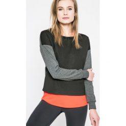 Only Play - Bluza. Czarne bluzy rozpinane damskie Only Play, s, z bawełny, bez kaptura. W wyprzedaży za 69,90 zł.