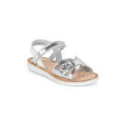 Sandały Dziecko  Mod'8  SHALYS. Białe sandały dziewczęce marki Mod'8. Za 175,20 zł.