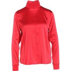 Bluzki asymetryczne: J.LINDEBERG HEIDE Bluzka red deep