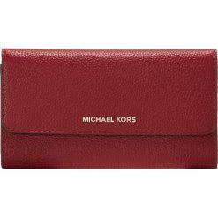 MICHAEL Michael Kors MERCER FLAT CASE  Portfel soft pink. Czerwone portfele damskie marki MICHAEL Michael Kors. Za 459,00 zł.
