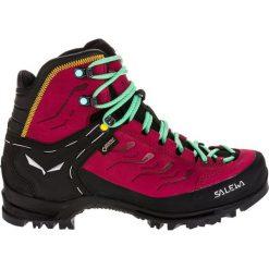Buty trekkingowe damskie: Salewa Buty damskie Rapace GTX Tawny Port/Limelight r. 40.5 (61333-8874)