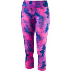 Puma Legginsy All Eyes On Me 3 4 Tight Pink-E S. Różowe legginsy damskie do fitnessu Puma, xl, ze skóry. W wyprzedaży za 117,00 zł.