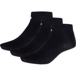 Skarpetki męskie (3 pary) SOM600A - czarny + czarny + czarny - Outhorn. Czarne skarpetki męskie Outhorn, z bawełny. Za 19,99 zł.