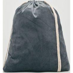 Answear - Plecak. Szare plecaki damskie marki ANSWEAR, z poliesteru. W wyprzedaży za 39,90 zł.