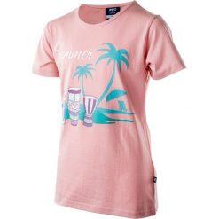 T-shirty chłopięce: Koszulka Hawai koralowa r. 158