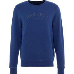 Hackett London CLASSIC CREW Bluza navy. Niebieskie bejsbolówki męskie Hackett London, m, z bawełny. Za 419,00 zł.