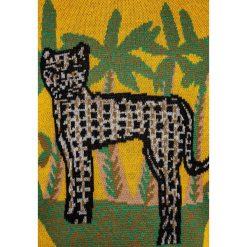 Scotch R'Belle INTARSIA PULL WITH CHEST ARTWORK TASSLES Sweter yellow. Żółte swetry chłopięce Scotch R'Belle, z bawełny. Za 379,00 zł.