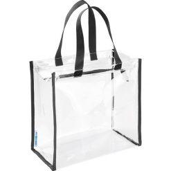 "Shopper bag damskie: Shopper bag ""Nya"" w kolorze czarnym – 30,5 x 29,5 x 15,5 cm"