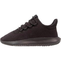 Adidas Originals TUBULAR SHADOW  Tenisówki i Trampki core black/footwear white. Czarne tenisówki męskie marki adidas Originals, z materiału. Za 299,00 zł.