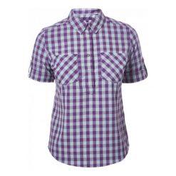 Berghaus Koszula Explorer 2.0 Shirt Ss Af Purple Grey 12. Fioletowe koszule damskie Berghaus, sportowe. Za 239,00 zł.