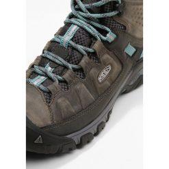 Buty trekkingowe damskie: Keen TARGHEE III MID Buty trekkingowe alcatraz/blue turquoise