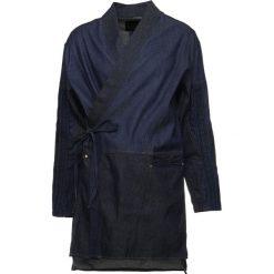 Płaszcze męskie: Denham KIMONO Płaszcz wełniany /Płaszcz klasyczny indigo