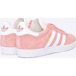 Adidas Originals - Buty. Szare buty sportowe damskie adidas Originals, z materiału. W wyprzedaży za 269,90 zł.