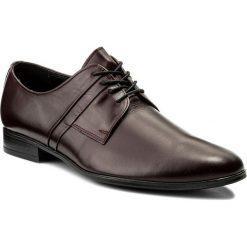 Półbuty SERGIO BARDI - Belvedere SS127325718JN 134. Czerwone buty wizytowe męskie Sergio Bardi, z materiału. W wyprzedaży za 179,00 zł.