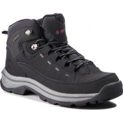 Trekkingi HI-TEC - Virken Mid WS-AW18-HT-01-Q3 Black. Czarne buty trekkingowe damskie Hi-tec. Za 369,99 zł.