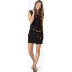 Odzież damska: Ragwear - Sukienka damska – Tag Dots, czarny