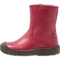 Buty zimowe damskie: Bisgaard Botki pink
