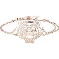 Biżuteria i zegarki: Kenzo Bransoletka rose goldcoloured