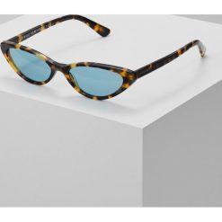 VOGUE Eyewear GIGI HADID Okulary przeciwsłoneczne brown yellow tortoise. Brązowe okulary przeciwsłoneczne damskie aviatory VOGUE Eyewear. Za 579,00 zł.
