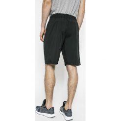 Adidas Performance - Szorty. Szare spodenki sportowe męskie adidas Performance, z dzianiny, sportowe. W wyprzedaży za 99,90 zł.
