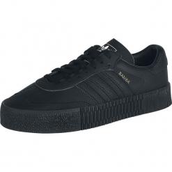Adidas Sambarose Buty sportowe czarny. Czarne buty sportowe damskie marki Adidas, z kauczuku. Za 399,90 zł.