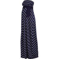 Długie sukienki: Envie de Fraise FREYA Długa sukienka navy blue/off white