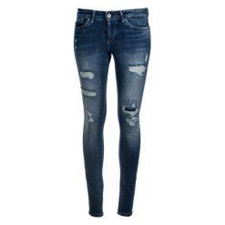 Pepe Jeans Jeansy Damskie Pixie 27/30, Niebieskie. Niebieskie jeansy damskie slim marki Sinsay, z podwyższonym stanem. Za 499,00 zł.