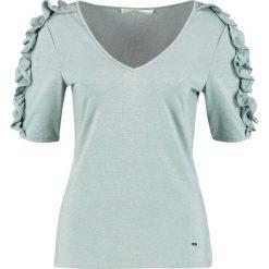 T-shirty damskie: Gaudi SHORT SLEEVE Tshirt z nadrukiem blue haze