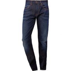 7 for all mankind KAYDEN ROXTON  Jeansy Zwężane darkblue. Niebieskie jeansy męskie regular 7 for all mankind, z bawełny. Za 929,00 zł.