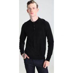 CLOSED Sweter black. Czarne swetry klasyczne męskie marki CLOSED, m, z materiału. W wyprzedaży za 405,30 zł.