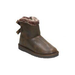 Śniegowce B w  HI219006. Czarne buty zimowe damskie marki B w. Za 202,23 zł.