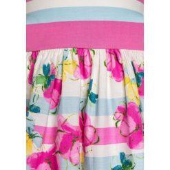Sukienki dziewczęce: happy girls BORDERPRINT MIT STREIFEN Sukienka letnia pink