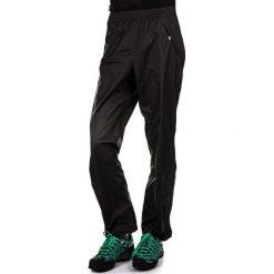 Bryczesy damskie: Marmot Spodnie damskie PreCip Full Zip czarne r. S (46261)