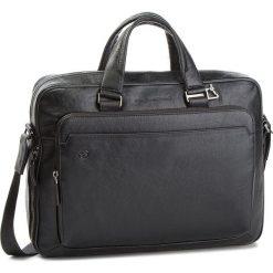 Torba na laptopa PIQUADRO - CA4027B3 Czarny. Czarne torby na laptopa marki Piquadro, ze skóry. W wyprzedaży za 1239,00 zł.