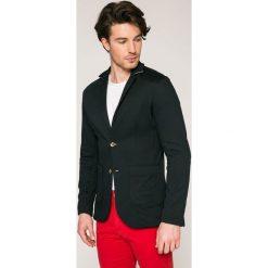 Premium by Jack&Jones - Marynarka Geff. Różowe marynarki męskie slim fit Premium by Jack&Jones, z bawełny. W wyprzedaży za 179,90 zł.