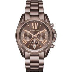 Zegarek MICHAEL KORS - Bradshaw MK6247 Brown. Brązowe zegarki damskie Michael Kors. W wyprzedaży za 899,00 zł.