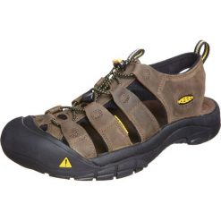 Sandały męskie: Keen NEWPORT Sandały trekkingowe brown