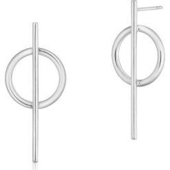 Kolczyki damskie: Kolczyki Srebrne – srebro 925