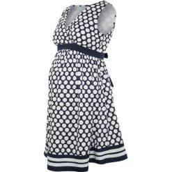 Sukienki hiszpanki: JoJo Maman Bébé SKATER Sukienka letnia navy spot