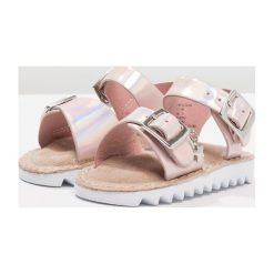 Next METALLIC SPORTY YOUNGER GIRLS Sandały pink. Czerwone sandały chłopięce Next, z materiału. Za 139,00 zł.
