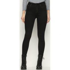 Spodnie damskie: Czarne Spodnie Sobering