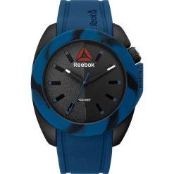 Biżuteria i zegarki: Zegarek kwarcowy w kolorze niebiesko-czarnym