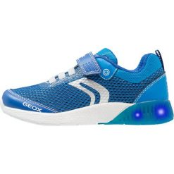 Geox SVETH BOY Tenisówki i Trampki royal/light blue. Niebieskie tenisówki męskie Geox, z materiału. Za 309,00 zł.