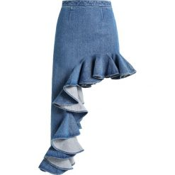 Spódniczki jeansowe: Miss Sixty ILANA SKIRT Spódnica trapezowa blue denim