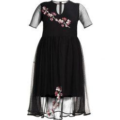 Sukienki hiszpanki: Lost Ink Plus Sukienka letnia black
