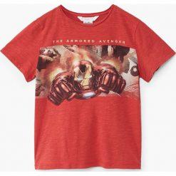 T-shirty męskie z nadrukiem: Mango Kids – T-shirt dziecięcy Heroes 104-164 cm