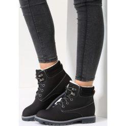Czarne Traperki Victorious. Czarne buty zimowe damskie vices. Za 109,99 zł.